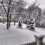 Winter Wonderland in Beavercreek Ohio
